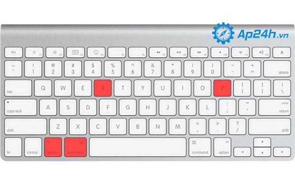 Các tổ hợp phím tắt trên Macbook bạn nên biết