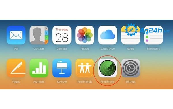 Cách sử dụng Find My iPhone để tìm iPhone bị rơi hoặc mất cắp của bạn