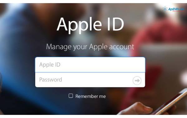 Hướng dẫn lấy lại mật khẩu Apple ID khi quên