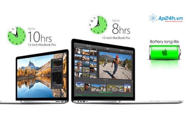 Mua pin Macbook chất lượng chính hãng tại Hà Nôi và TP. Hồ Chí Minh