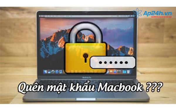 Hướng dẫn 3 Cách Reset Macbook khi quên mật khẩu hiệu quả
