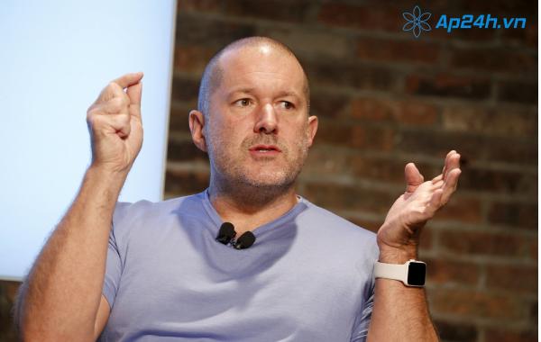 Giám đốc thiết kế huyền thoại của Apple sẽ rời công ty