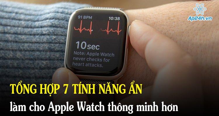 Apple Watch có thể phát hiện khi bạn bị ngã, đẩy nước ra khỏi thiết bị và nhiều hơn thế nữa