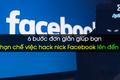 6 bước đơn giản giúp bạn hạn chế việc hack nick Facebook lên đến 90%