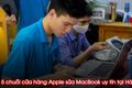 Top 5 chuỗi cửa hàng Apple sửa MacBook uy tín tại Hà Nội