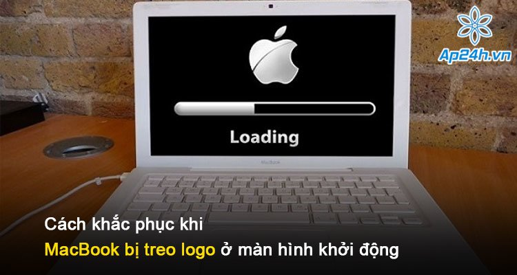 Cách khắc phục khi MacBook bị treo logo ở màn hình khởi động chính xác nhất