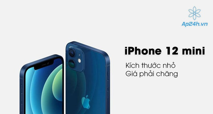 iPhone 12 Mini ra mắt: Màn hình 5,4 inch, có 5 màu
