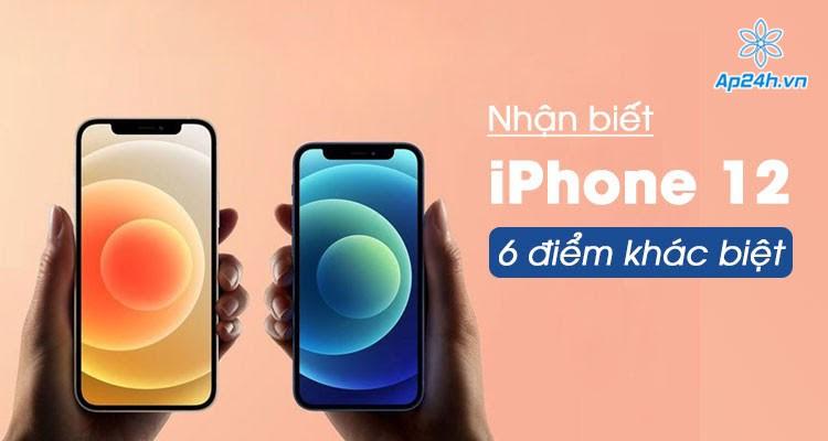 6 điểm khác biệt lớn giữa iPhone 12, iPhone 12 mini, iPhone 12 Pro và iPhone 12 Pro Max