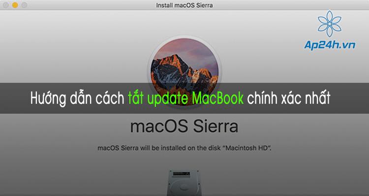 Hướng dẫn cách tắt MacBook chính xác nhất