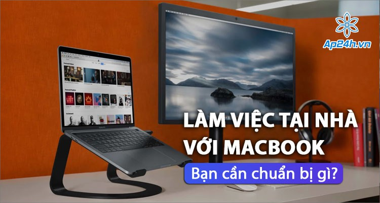 7 phụ kiện cần có khi làm việc tại nhà với MacBook vào năm 2021