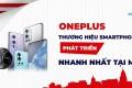 OnePlus - thương hiệu smartphone phát triển nhanh nhất ở Mỹ nửa đầu 2021