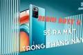 Redmi Note 11 hỗ trợ sạc 120W có thể ra mắt trong tháng 10