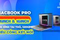 MacBook Pro 2021 ra mắt: Màn hình tai thỏ, thêm cổng kết nối, chip M1 Pro/Max