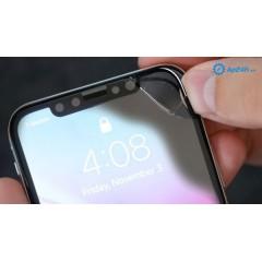 Ép kính iPhone X