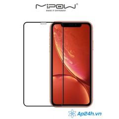 MIẾNG DÁN CƯỜNG LỰC MIPOW KINGBULL 3D GLASS SCREEN PROTECTOR IPHONE XR