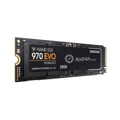 PCIe Samsung 970 EVO 250GB PCIe NVMe 3.0x4 (Doc 3400MB/s, Ghi 1500MB/s)