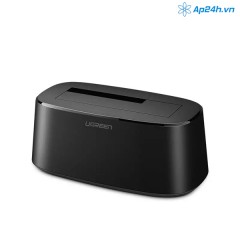 Ugreen 50740 - USB 3.0 Hard Disk Docking - Black