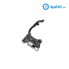 USB Audio DC Power Board 820-2827-B Fit Macbook Air A1370 Late 2010