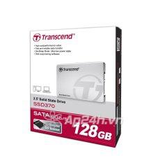 Ổ CỨNG SSD 128GB TRANSCEND HÀNG CHÍNH HÃNG