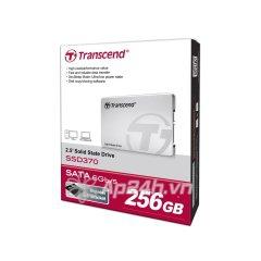 Ổ CỨNG SSD 256GB TRANSCEND HÀNG CHÍNH HÃNG