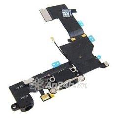 Thay cáp chân sạc iPhone 5S