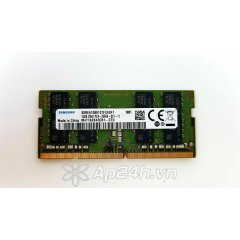 RAM 16 GB DDR4 SAMSUNG BUS 2666 SODIMM PC4-21300V