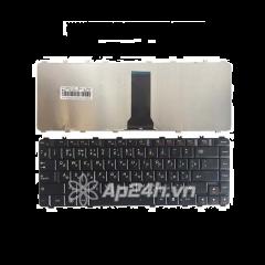 Bàn phím Keyboard Lenovo Y450 Y460 Y550 Y560 đen
