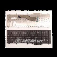 Bàn phím Keyboard Laptop Dell E5520