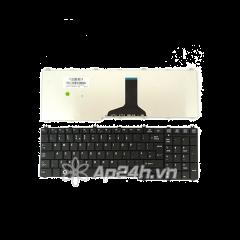 Bàn phím Keyboard Toshiba L655 C600