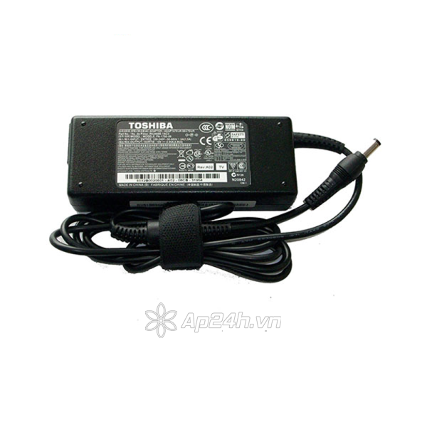 Sạc laptop Toshiba 19V- 3.95A
