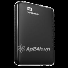 Ổ cứng di động HDD Western Digital Element 1TB 2.5