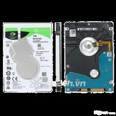 Ổ cứng HDD Laptop Seagate BarraCuda 2.5inch 1T Sata III 5400R ST1000LM048