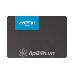 Ổ cứng SSD 120GB Crucial BX500 3D NAND SATA III 2.5 inch