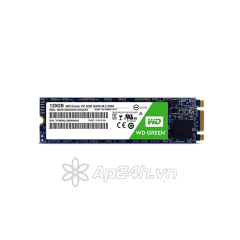 Ổ Cứng SSD WD Green 120GB M2 Sata-2280- WDS120G1G0B