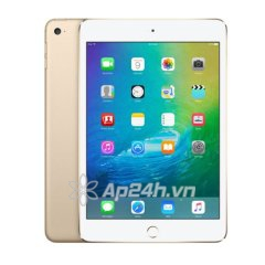 iPad Gen 6 WiFi + 4G 32GB Gold  2018