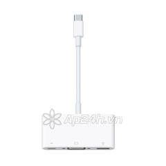 APPLE - USB-C VGA Multiport Adapter