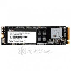 Ổ cứng SSD M2-PCIe 250GB Lexar NM610 NVMe 2280
