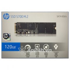 Ổ cứng SSD M2-SATA 120GB HP S700 2280