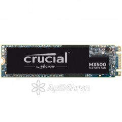 Ổ cứng SSD M2-SATA 250GB Crucial MX500 2280