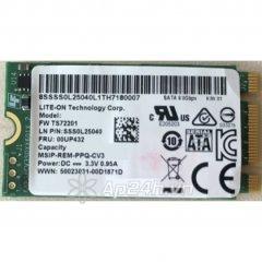 Ổ cứng SSD M2-SATA 256GB Liteon CV3 2242