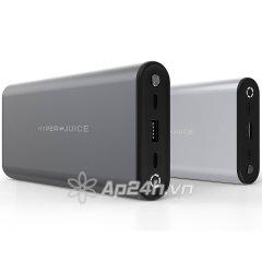 PIN DỰ PHÒNG USB-C 130W HYPERJUICE AIRLINE SAFE 27000MAH