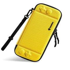 TÚI CHỐNG VA ĐẬP TOMTOC (USA) NINTENDO SWITCH SLIM(Yellow)