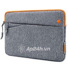 TÚI Cầm tay TOMTOC (USA) STYLE Tablet/iPad 10.5-11inch Gray