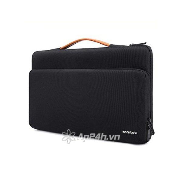 "TÚI XÁCH CHỐNG SỐC TOMTOC (USA) Briefcase A14-B02H MACBOOK PRO 13"" NEW (Black)"