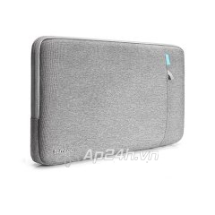 "TÚI CHỐNG SỐC TOMTOC (USA) 360° Protective A13-C02G MACBOOK PRO 13"" NEW (GRAY)"