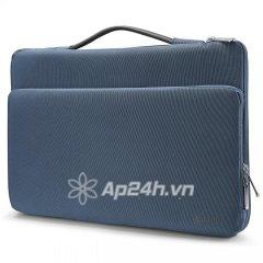 "TÚI XÁCH CHỐNG SỐC TOMTOC (USA) Briefcase A14-B02B MACBOOK PRO 13"" NEW (BLUE)"
