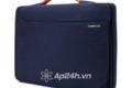 "Túi xách chống SỐC TOMTOC (USA) Spill-resistant  MACBOOK PRO 13"" NEW (Gray Dark/Blue/Black) A22-C02G01"