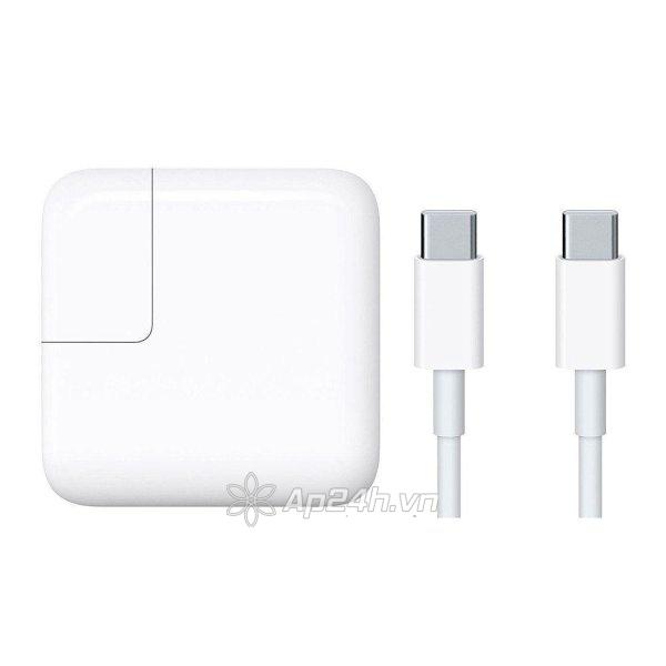 Sạc MacBook 61W Type C New(No Box)