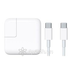 Sạc MacBook 30W Type C New(No Box)