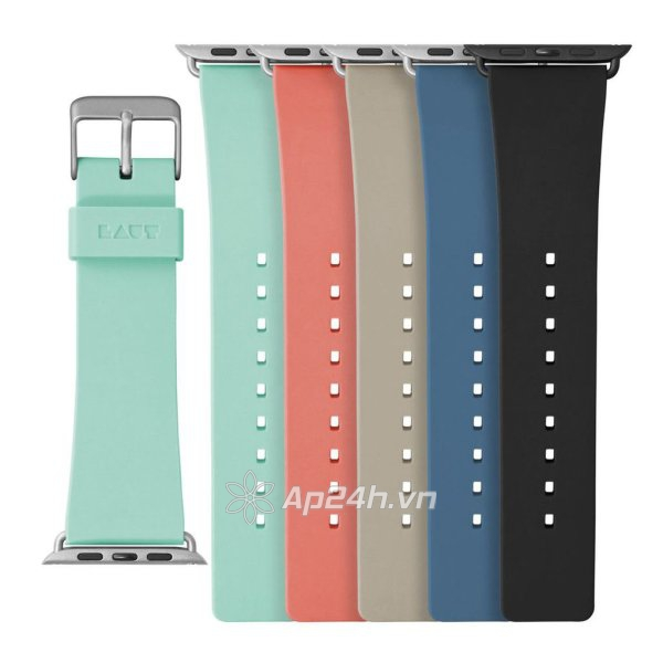 Dây đeo LAUT Active Watch Strap For Apple Watch 44mm/42mm
